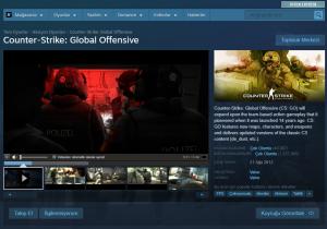 Counter Strike: Global Offensive (CS:GO)
