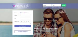 istanbul.net Arkadaşlık Sitesi