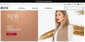 İroni Tekstil - Uygun Fiyata Kadın Alışverişi