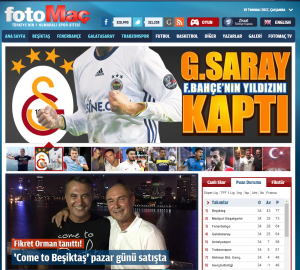 Fotomaç - Türkiyenin Spor Sitesi
