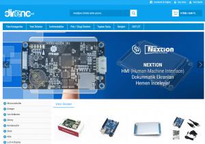 direnc.net Elektronik Komponent Satışı