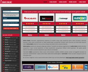 Bahis Online - Online Bahis Siteleri