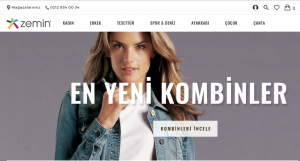 Zemin Giyim Online Alışveriş