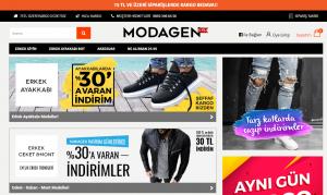 Modagen - Erkek Alışveriş Sitesi