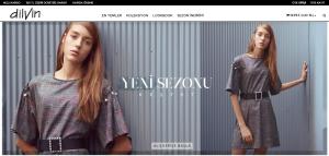 Dilvin - Online Bayan Giyim Mağazası