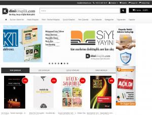Dini Kitaplık - Dini Kitap Satış Mağazası