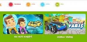 TRT Çocuk - Oyunlar