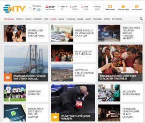 NTV Haber - Haberler , Son Dakika Haberleri