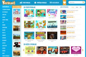 Keriz.net - Bedava En Güzel Oyunlar