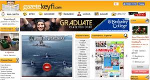 Gazete Keyfi - Türkiye'den ve Dünya'dan Haberler