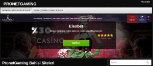 PronetGaming - Bahis ve Casino Siteleri